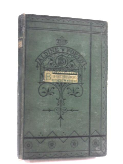 The Poetical Works of Robert Burns: Vol. I by Robert Burns