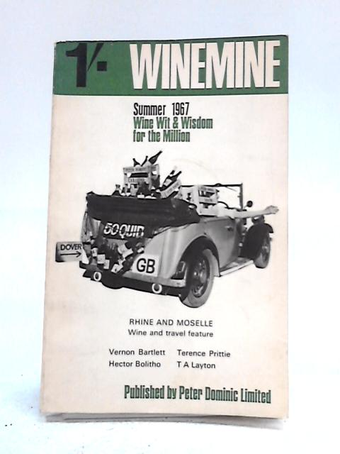 Winemine Summer 1967 by Anon