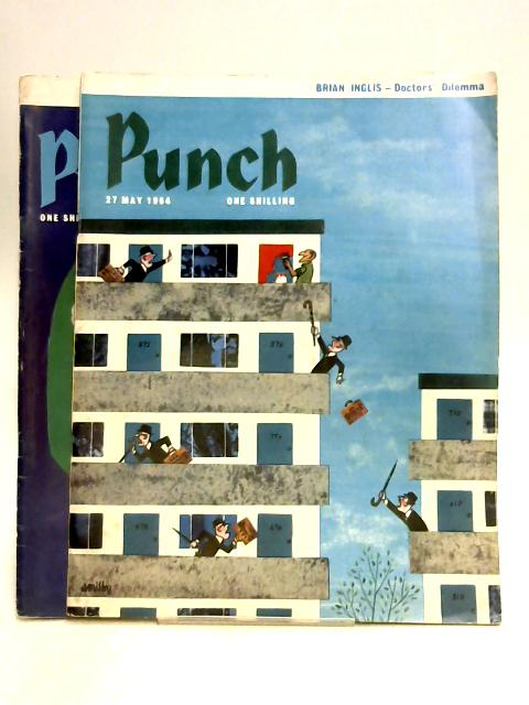 Punch May 6th & 27th May 1964 (2 x Issues) By Anon