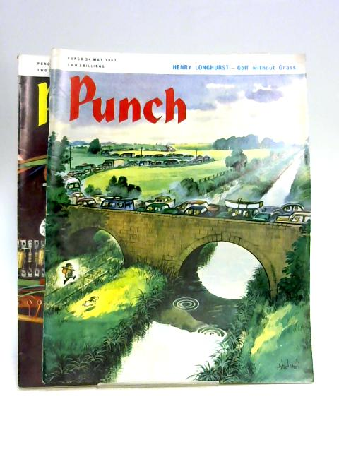 Punch 3rd & 24th May 1967 (2 x Issues) by Anon
