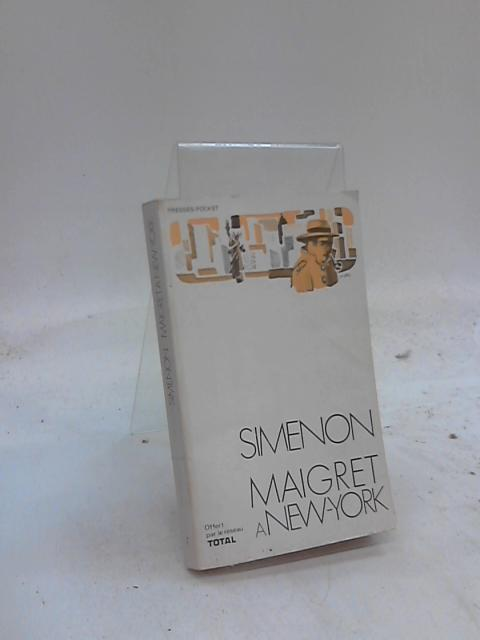 Maigret à New-York by Georges Simenon
