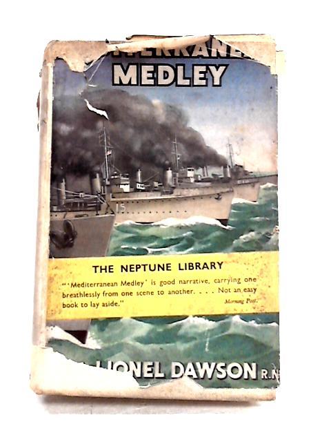 Mediterranean Medley By Lionel Dawson