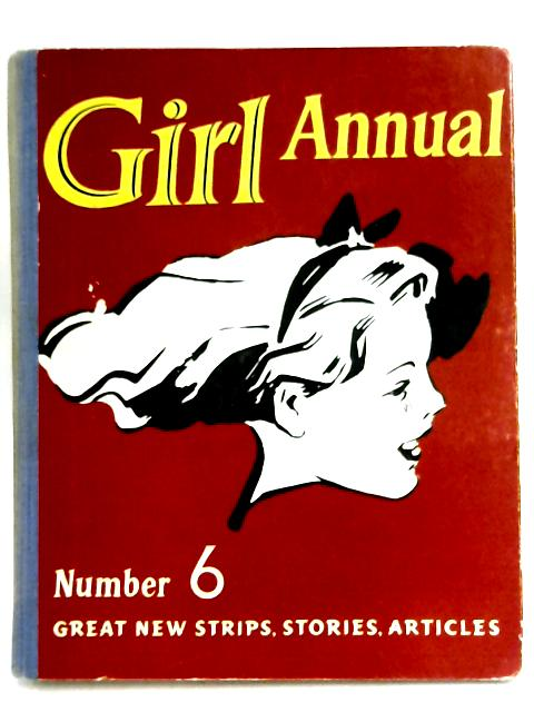 The Sixth Girl Annual by Marcus Morris