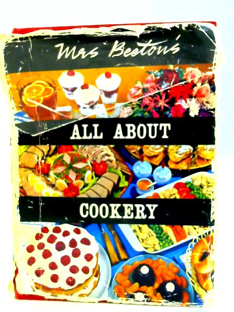 All About Cookery by Mrs Beeton