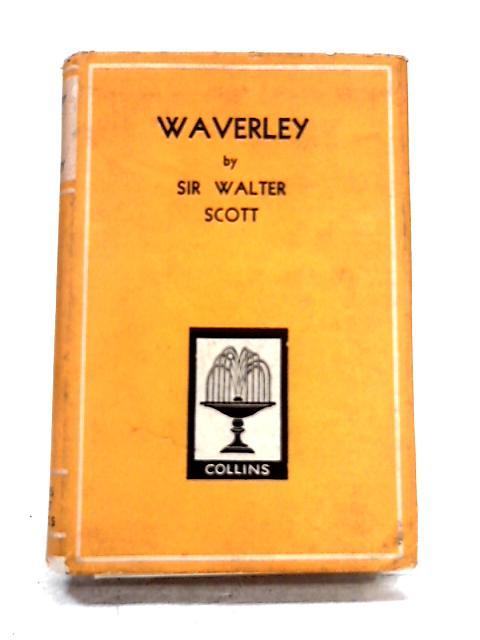 Waverley by Walter Scott