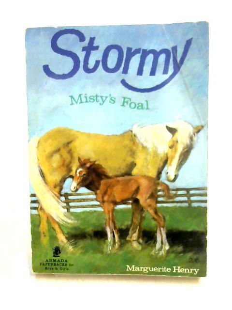 Stormy: Misty's Foal by Marguerite Henry