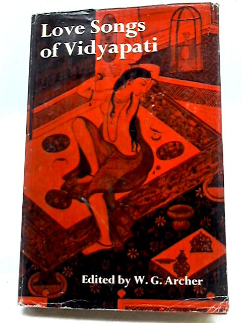 Love Songs by Vidyapati
