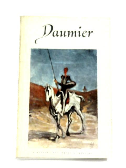Honore Daumier (1808-1879) by Robert Rey