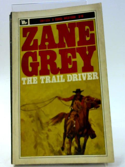 The Trail dDiver (Crogi books) - english By Grey, Zane