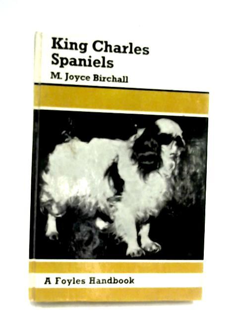 King Charles Spaniels by M. Joyce Birchall