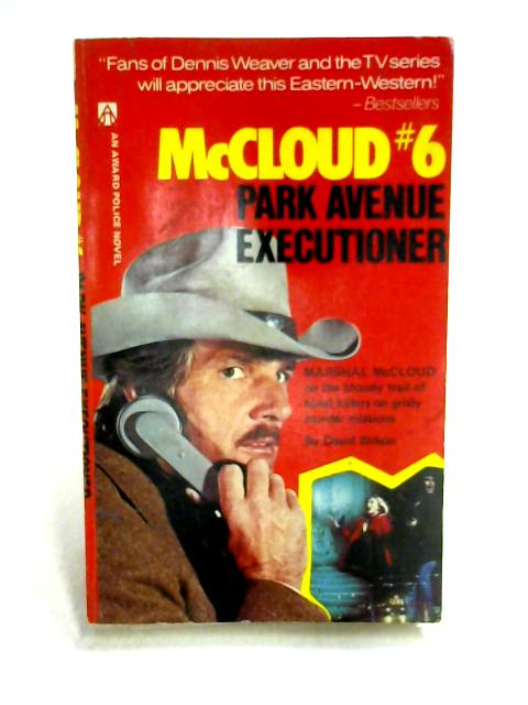 McCloud 6: Park Avenue Executioner by David Wilson