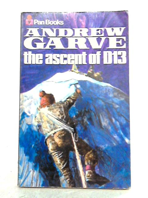 The Ascent of D13 by Andrew Garve