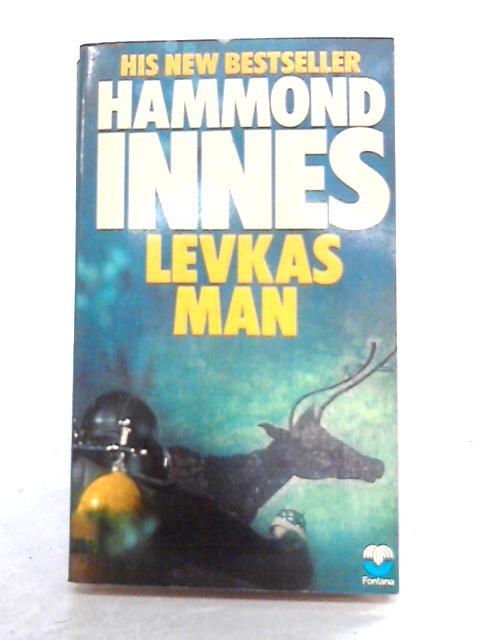 Levkas Man by Hammond Innes