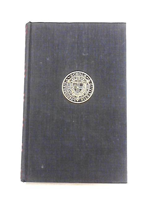 The City of London Schools by A.E. Douglas-Smith