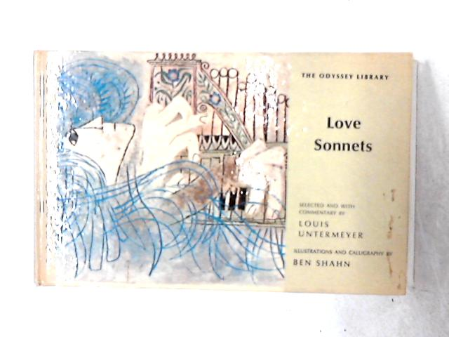 Love Sonnets by Louis Untermeyer