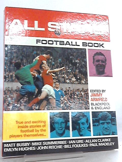 The All Stars Football Book No. 8 by Jimmy Armfield