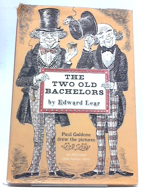 The Two Old Bachelors by Edward Lear