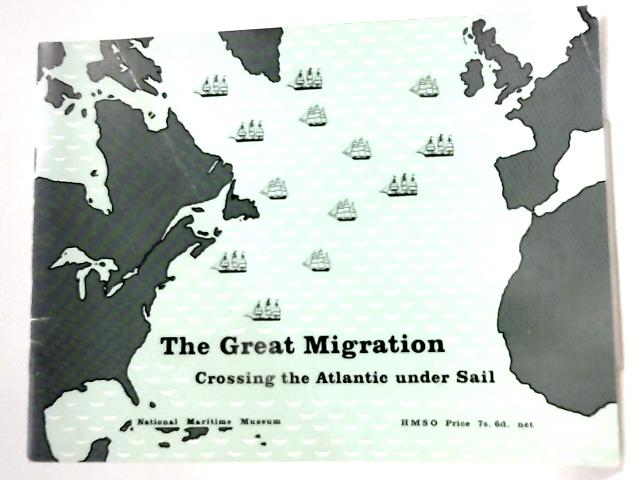 The Great Migration by Basil Greenhill