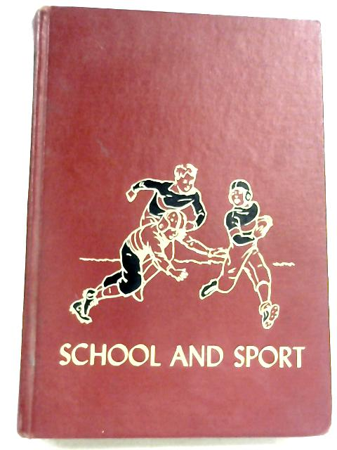 The Children's Hour: School and Sport By Marjorie Barrows