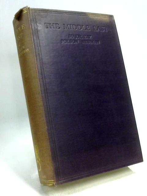 The Middle East by Major E W. Polson Newman