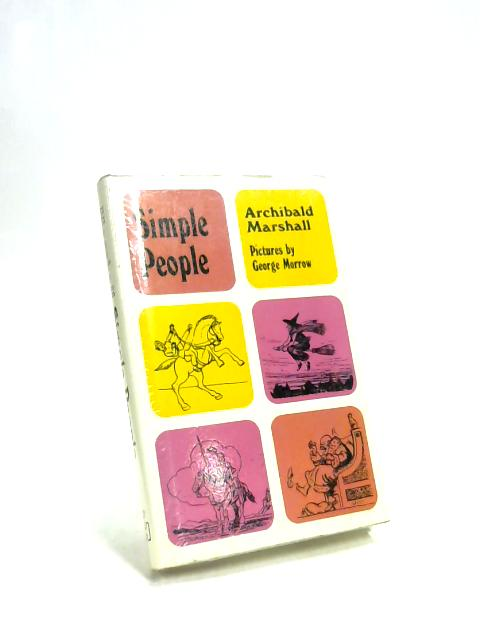 Simple People by Archibald Marshall