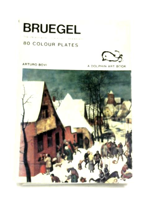 Bruegel (Dolphin Art Books) by Arturo Bovi