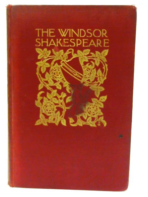 The Windsor Shakespeare Vol. XX: Lucrece, Sonnets and Minor Poems By Hudson, Henry N. (Ed.)