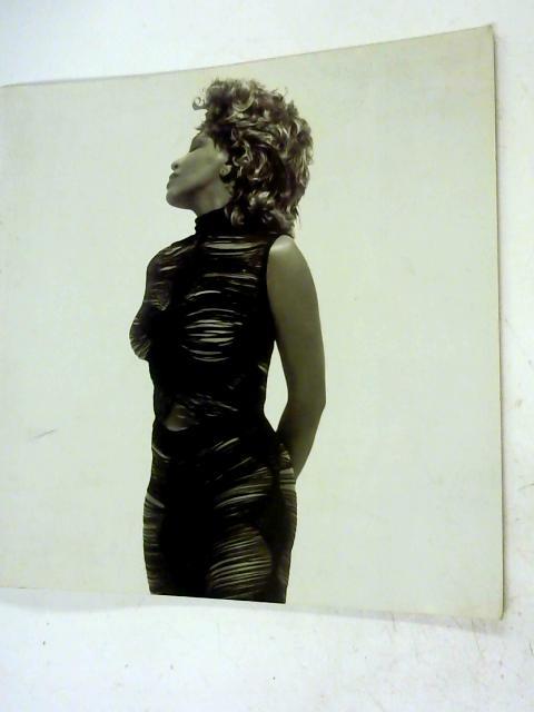 Tina Turner Twenty Four Seven World Tour 2000 Programme by Tina Turner Direct