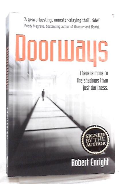 Doorways, A Bermuda Jones Case File by Robert Enright