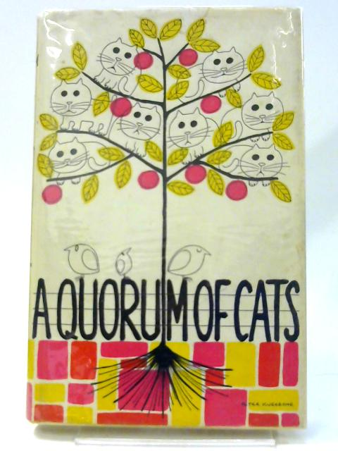 A Quorum of Cats by Lee, Elizabeth
