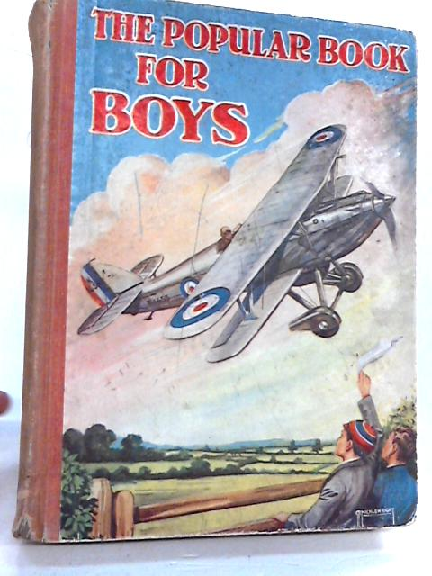 The Popular Book for Boys By Unknown