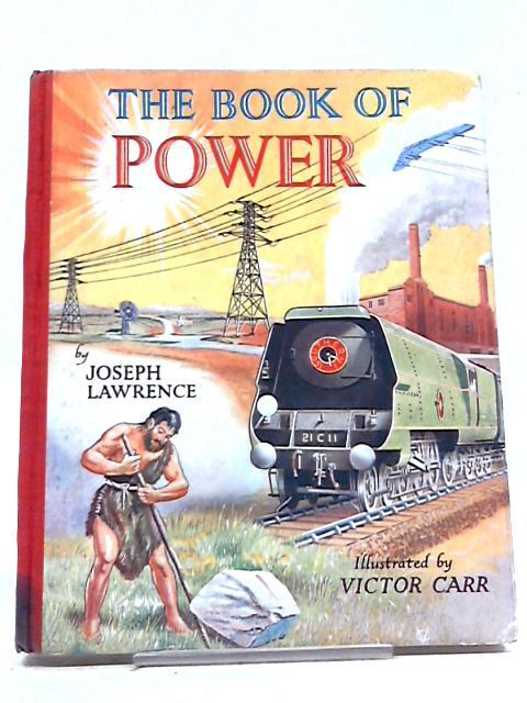 The Book of Power By Joseph Lawrence