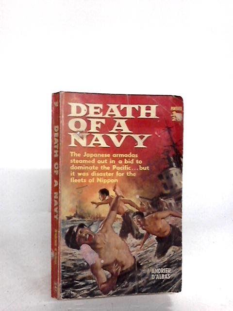 Death of a Navy by D'Albas, Anrieu