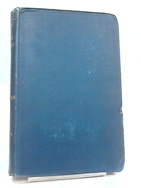 A History of the English Poor Law Volume II By Sir George Nicholls