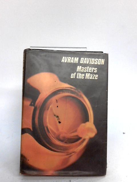 Masters of the Maze By Avram Davidson
