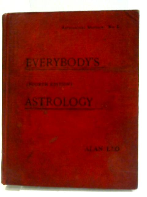Everybody Astrology By Leo