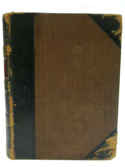 Tallis Illustrated Scripture History for the Improvement of Youth. Volume I By Unknown