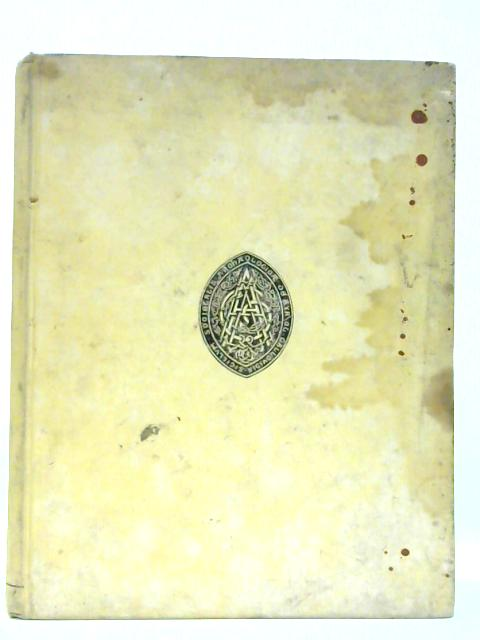 Archæological and Historical Collections Relating to Ayrshire & Galloway Vol. IX By Unknown