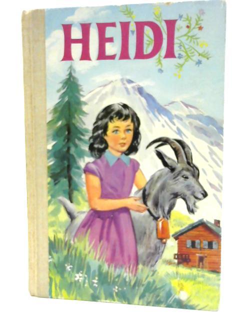 Heidi (Abbey classics) By Spyri, Johanna