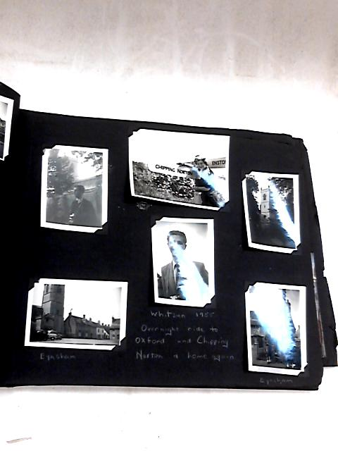 Vintage Travel and Family Photo Album containing Photos from 1950s to 1980s. by Unknown