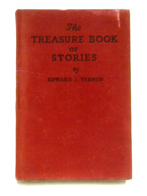 The Treasure Book of Stories By Edward Vernon
