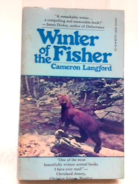Winter Of The Fisher By Langford