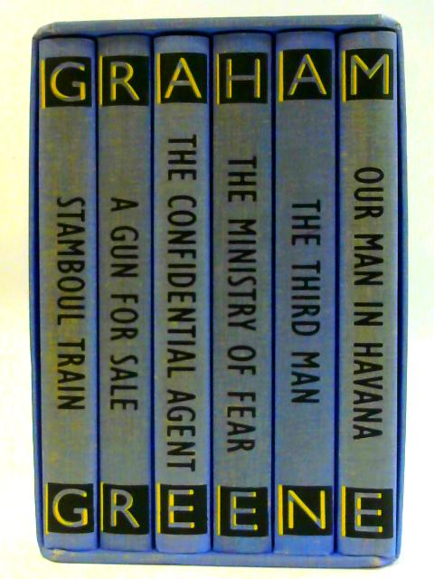 The Complete Entertainments. 6 Volume Set. by Greene, Graham.