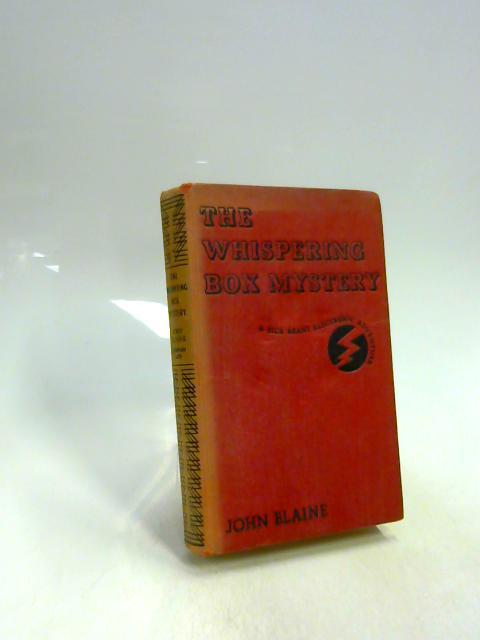 The Whispering Box Mystery by John Blaine