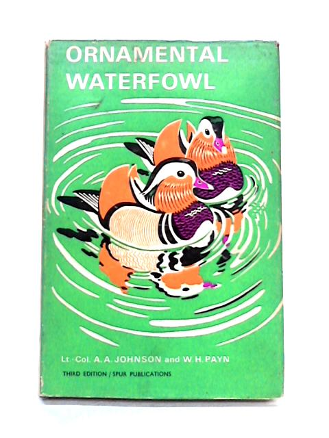 Ornamental Waterfowl by A.A. Johnson