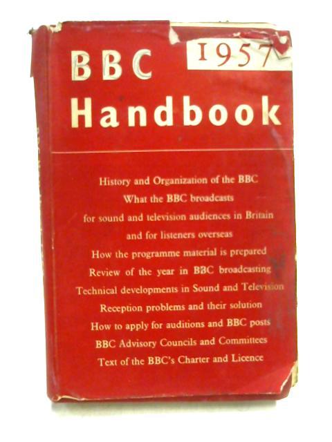 BBC Handbook 1957 by Unknown