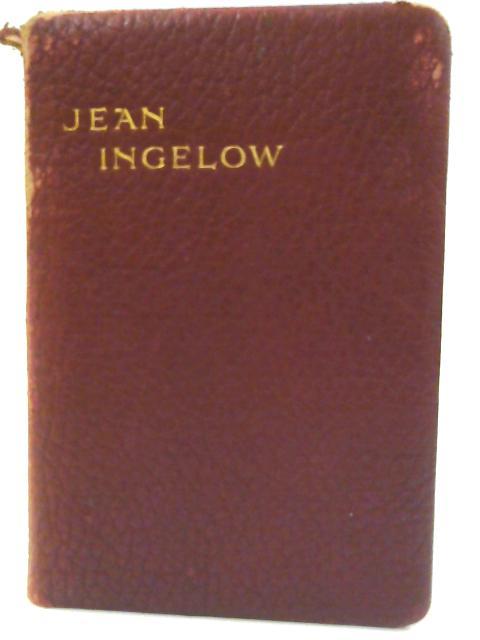 Poems By Jean Ingelow By Ingelow, Jean