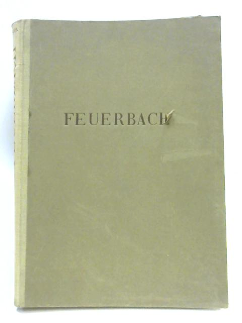 Feuerbach by Enrico Bodmer