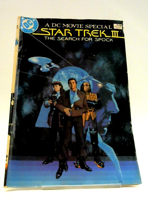 Star Trek III: The Search for Spock # 1 (Ref-668752616) by DC Comics
