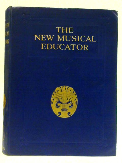 The New Musical Educator Volume I by Harvey Grace (ed)